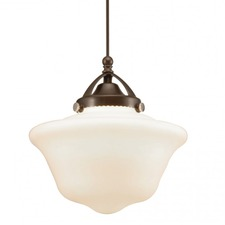 Milford Pendant with Canopy