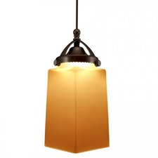 Huntington Mini Pendant with Canopy