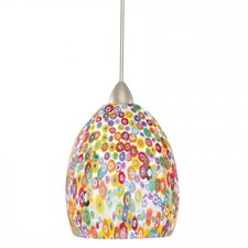 Fiori Mini Pendant with Canopy