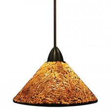 Micha Mini Pendant with Canopy