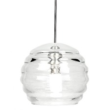 Clarity Pendant with Canopy