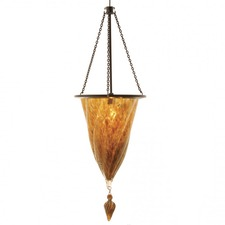 Rococo Monopoint Pendant with Canopy