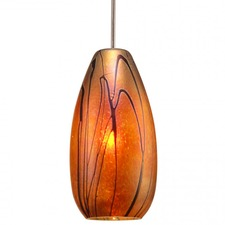 Willow Monopoint Pendant with Canopy