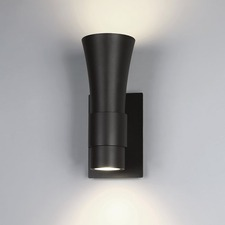 Funnel Outdoor Wall Light