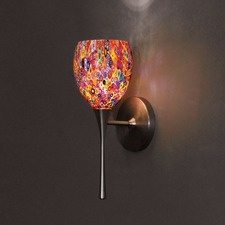 Fiori Torch Wall Light