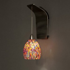 Fiori Pendant Wall Light