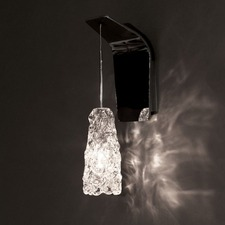 Ice Pendant Wall Light