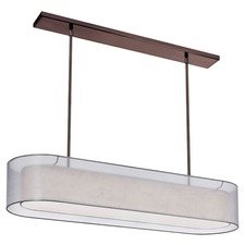Melissa Oval 720 Double Shade Pendant