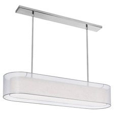 Melissa Oval 790 Double Shade Pendant