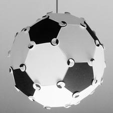 Globus Soccer Ball Pendant