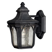 Trafalgar Outdoor Flat Base Wall Light