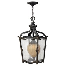 Sorrento 1 Light Outdoor Pendant