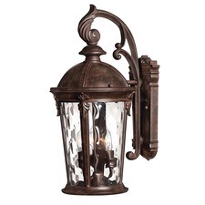 Windsor Outdoor Lantern Wall Light