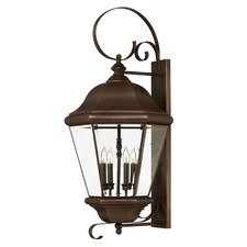 Clifton Park 4 Light Outdoor Wall Light