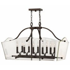 Wingate Rectangle Chandelier