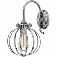 Congress Round Cage Wall Light