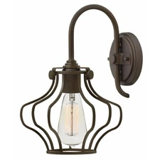Congress Saturn Cage Wall Light