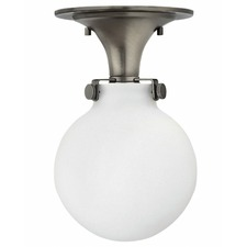 Congress LED Round Semi Flush Ceiling Light