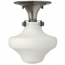 Congress LED Saturn Semi Flush Ceiling Light