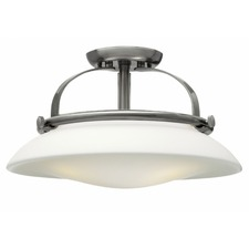 Hutton Semi Flush Ceiling Light