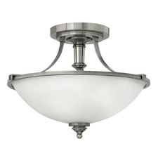 Truman Semi Flush Ceiling Light