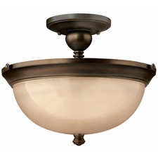 Mayflower Semi Flush Ceiling Light