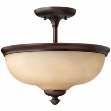 Thistledown Semi Flush Ceiling Light