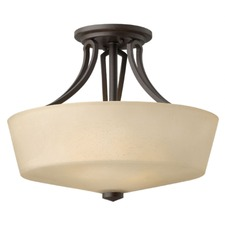 Parker Semi Flush Ceiling Light