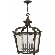 Sorrento 4 Light Outdoor Pendant