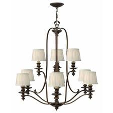 Dunhill Two Tier Chandelier