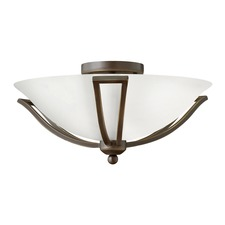 Bolla LED 4660 Semi Flush Ceiling Light