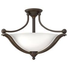 Bolla Semi Flush Ceiling Light