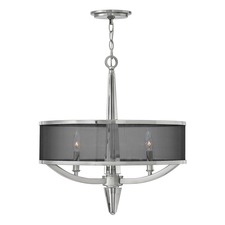 Ascher Chandelier with Shade