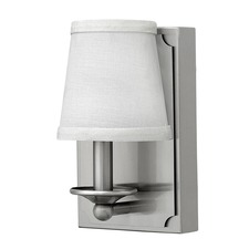 Avenue Flare Shade Wall Light