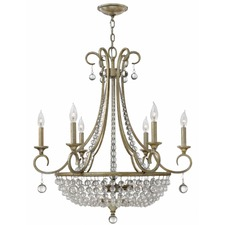 Caspia Candle Chandelier