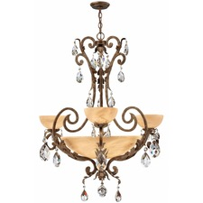 Barcelona French Marble Chandelier