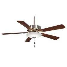 Contractor Unipack Ceiling Fan with LED Light