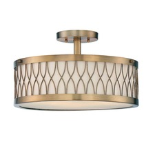 Spinnaker Ceiling Semi-Flush Light