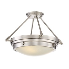 Lucerne Ceiling Semi Flush Light