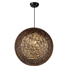 Bali Round Pendant