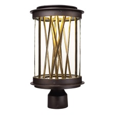 Bedazzle Outdoor Post Light