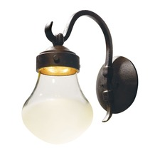 Rustica Outdoor Wall Sconce
