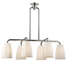 Malden 6 Light Linear Pendant