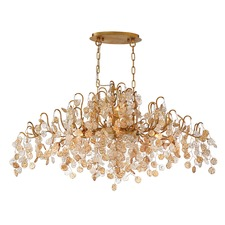 Campobasso 10-Light Oval Chandelier