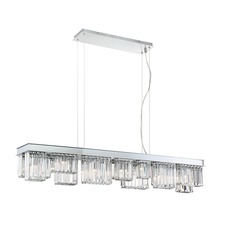 Lumino Linear Chandelier