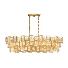 Elrose 5-Light Linear Chandelier
