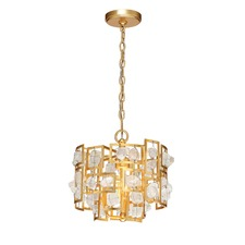 Elrose 3-Light Pendant