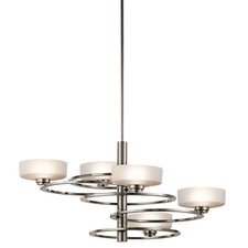 Aleeka Wide Chandelier
