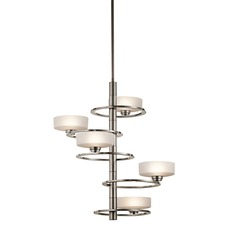 Aleeka Tall Chandelier