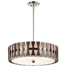 Cirus Pendant/Semi Flush Ceiling Light